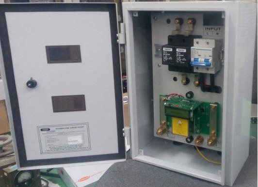 Giải pháp chống sét lan truyền đường điện lực Sử dụng công nghệ TSG.TDS (Triggered Spark Gap -Transient Discripminating Systems)